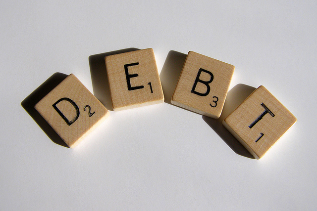 Debt! Why And How To Solve It.